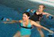 Ejercicios acuáticos prenatales embarazo