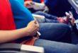 riesgos viajar embarazo embarazada